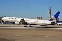 N76064 - B764 - United Airlines