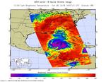 NASA's Infrared Look at Hurricane Michael (45204222191).png