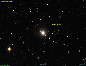 Image illustrative de l'article NGC 2507