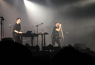 Nine Inch Nails American industrial rock band
