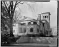 NORTHEAST SIDE - Mills-Stebbins House, 3 Crescent Hill, Springfield, Hampden County, MA HABS MASS,7-SPRIF,5-5.tif