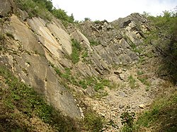 NPP U Noveho mlyna Prastav quarry Holyne Prague CZ 193.jpg