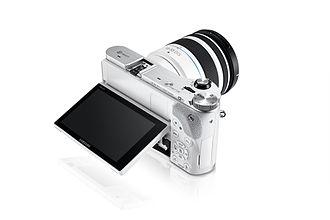 Tizen - NX300 camera running Tizen
