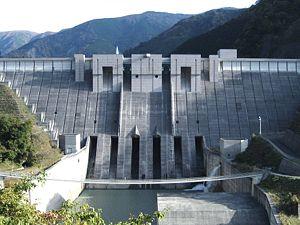 Nagashima Dam - Image: Nagashima Dam