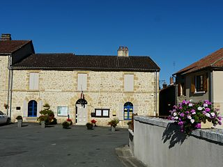Nantheuil Commune in Nouvelle-Aquitaine, France