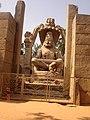 Narasimha avtar of Vishnu Hampi.jpg