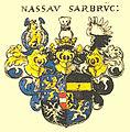 Nassau Saarbrücken Siebmacher014 - Grafen.jpg