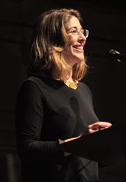 Nation 150th in Seattle - Naomi Klein 01 (21603539423).jpg