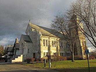 National Shrine of The Divine Mercy (Stockbridge, Massachusetts) - National Shrine of The Divine Mercy