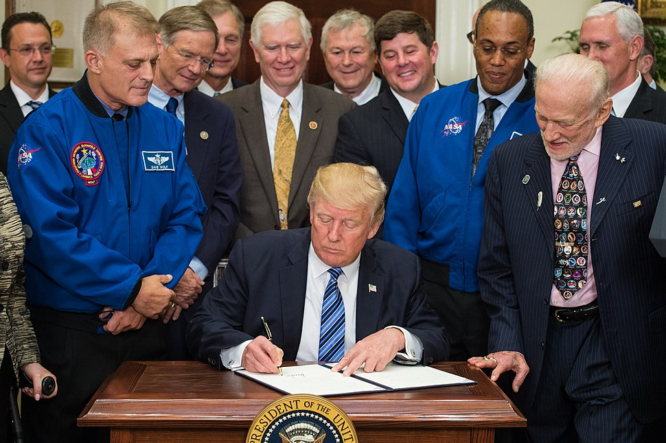 National Space Council Executive Order (NHQ201706300004)