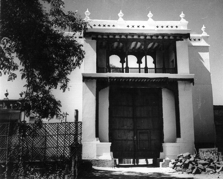 Naukhanda Palace