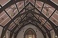 Nave ceiling of St Charles Borromeo, Aigburth.jpg