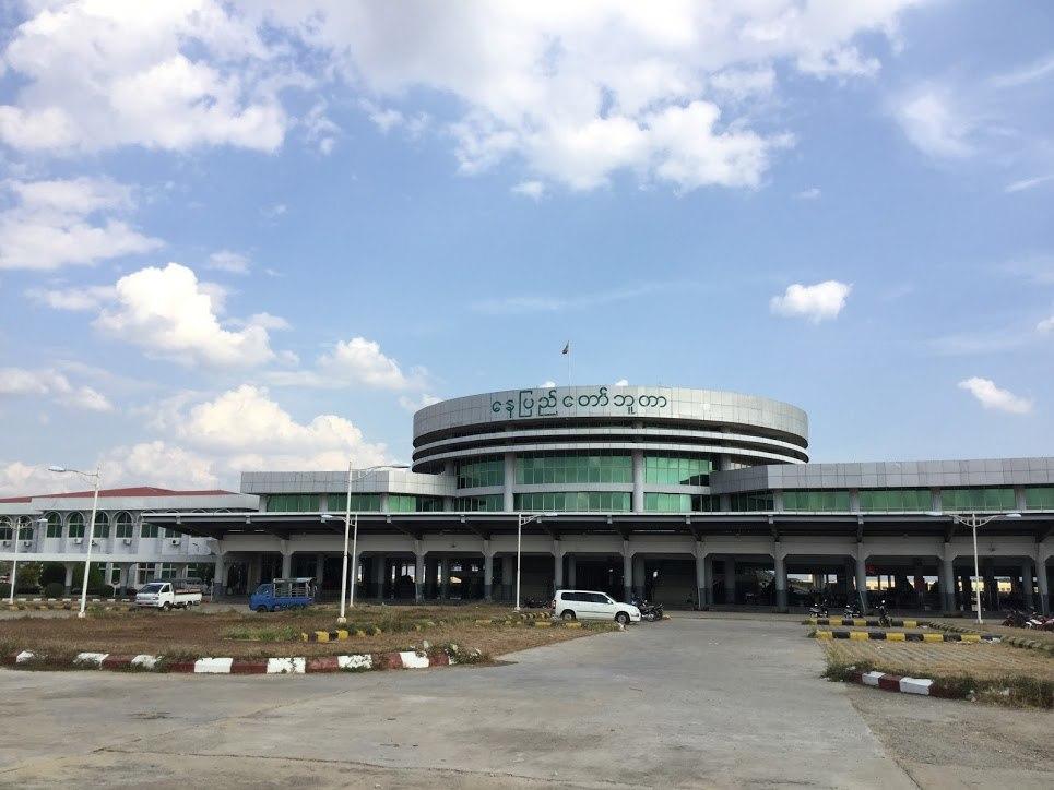 Naypyitaw Railway Station 002