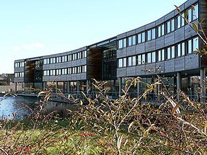 National College for Teaching and Leadership - The college's Learning and Conference Centre in Nottingham