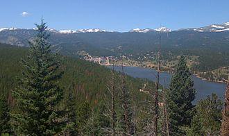 Nederland, Colorado - Nederland, CO - Barker Reservoir