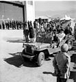 Nehru and Sheikh Abdullah in an open jeep.jpg