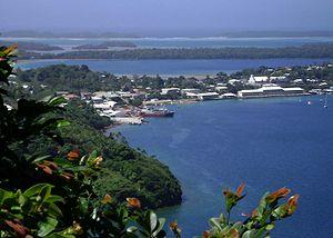 Vavaʻu - Image: Neiafu