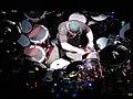 Neil Peart's drum solo (5902036493).jpg