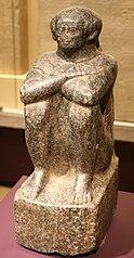 Block Statue of General Nesmonth