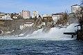 Neuhausen am Rheinfall - Rheinfall - Schloss Laufen 2013-01-31 14-25-49 (P7700).JPG