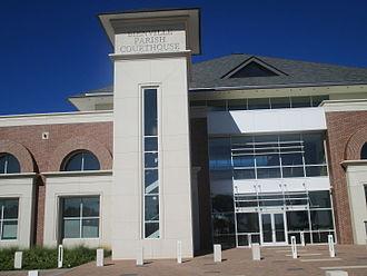 Bienville Parish, Louisiana - Image: New Bienville Parish, LA, Courthouse IMG 8329
