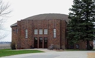 New Providence, Iowa City in Iowa, United States