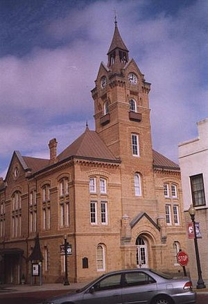 Newberry, South Carolina - Newberry Opera House