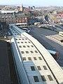 Newport, bus station roof - geograph.org.uk - 696024.jpg