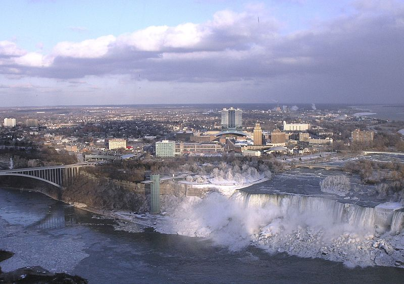 Win Niagara Falls Rejects Fracking Wastewater Treatment