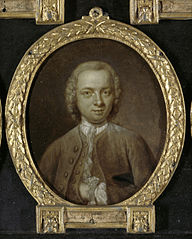 Portrait of Nicolaas Willem op den Hooff, Physician and Translator in Amsterdam