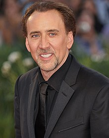 nicolas cage movies