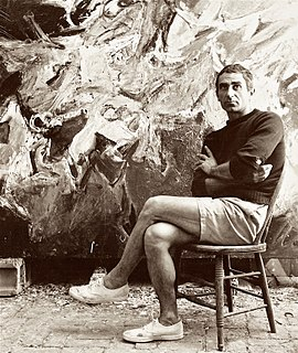 Nicolas Carone American artist
