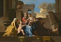 Nicolas Poussin - Holy Family on the Steps - WGA18323.jpg