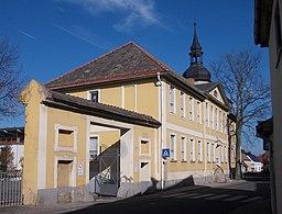 Niedertrebra manor house (Weimarer Land district, Thuringia)