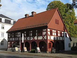 Niesky - Image: Niesky Raschkehaus