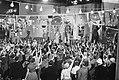 Nieuwe film van Bert Haanstra De Zaak MP opgenomen in Cinetone studio te Am…, Bestanddeelnr 911-2600.jpg