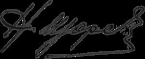 Nikolay Shchors - Image: Nikolay Shchors Signature 1919