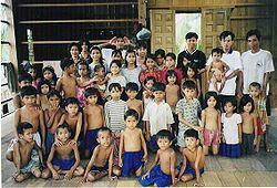 Camboya, un país literalmente de niños: el 70% de la población es menor de 25 años