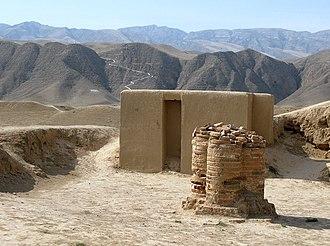 Nisa, Turkmenistan - Image: Nisa
