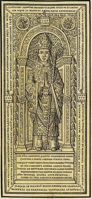 Jean de Malestroit - Français : Jean de Malestroit 1695