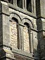 Nogent-sur-Oise (60), église Ste-Maure-et-Ste-Brigide, clocher, 1er étage côté sud.jpg