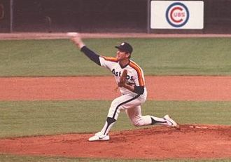 No-hitter - Nolan Ryan holds the record for no-hitters in the major leagues with seven.