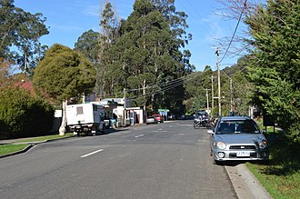 Noojee - Bennett Street