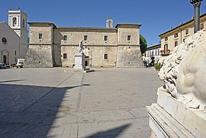 Norcia - The Castellina.