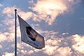 Nordenflaggan pa taket av Nordiska radet och Nordiska ministerradets sekretariat i Kopenhamn.jpg