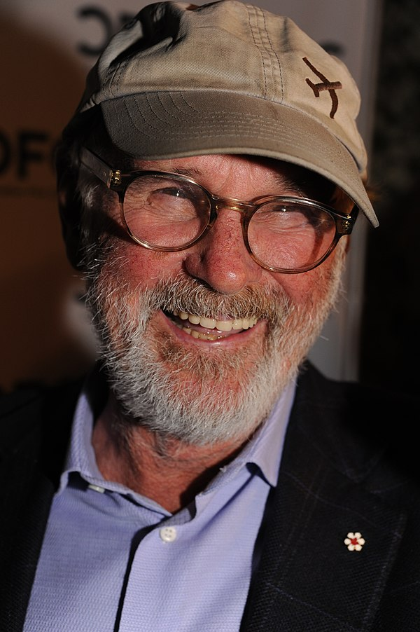 Photo Norman Jewison via Wikidata