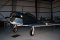 North American SNJ-5 N7861B LSideFront Stallion51 19Jan2012 (14797195039).jpg