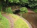 North Bridge, Bossington - geograph.org.uk - 1395652.jpg