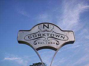 North Corktown, Detroit - North Corktown Neighborhood Marker