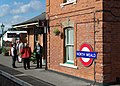 North Weald railway station MMB 14.jpg